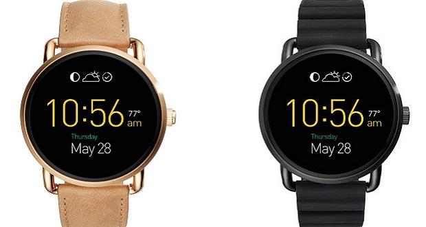 ساعت های هوشمند جدید فسیل