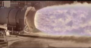 دوربین ناسا تمام مشخصات جزئیات آتش راکت را نشان میدهد