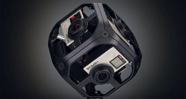 عرضهی پکیج Omni VR گو پرو با قیمت ۵ هزار دلار از دو روز دیگر آغاز میشود