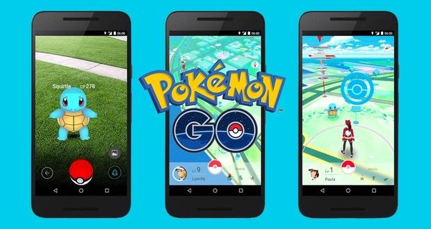 پوکمون گو برای ویندوز 10 موبایل