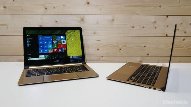 لپ تاپ سوئیفت ۷ معرفی شد؛ محصول فوق باریک ایسر مخصوص دانشجویان