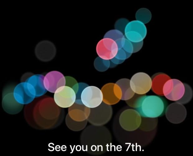 اپل دعوتنامههای کنفرانس معرفی آیفون ۷ را ارسال کرد؛ تاریخ دقیق سرانجام مشخص شد