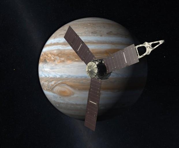 سیاره مشتری - کاوشگر جونو