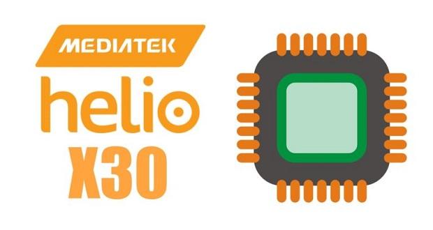 پردازنده هلیو X30