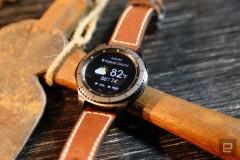 ساعت هوشمند سامسونگ گیر اس 3 - Samsung Gear S3