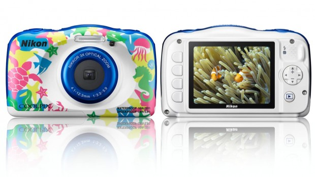 دوربین Coolpix W100 معرفی شد؛ با کامپکت ضد آب جدید نیکون آشنا شوید