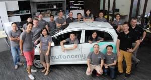 تاکسی خودران سنگاپور