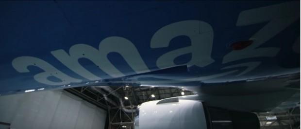 اولین پرواز بوئینگ ۷۶۷ اختصاصی آمازون پرایم را تماشا کنید