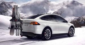 باتری دوربرد اضافی خودرو الکتریکی تسلا