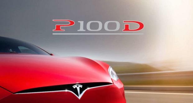 به روز رسانی مدل S تسلا