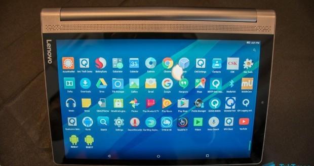 تبلت Yoga Tab 3 Plus لنوو