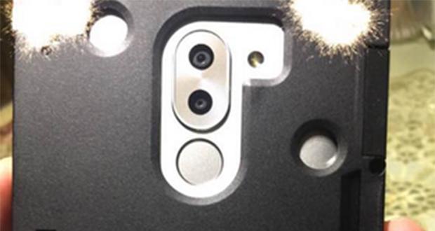 حسگر اثر انگشت و دوربین دوگانه هواوی میت 9 در تصاویر جدید لو رفت
