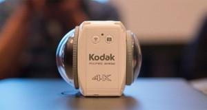 دوربین کداک پیکس پرو 4KVR360 ؛ فیلم برداری 4K و 360 درجه با دو لنز (5)