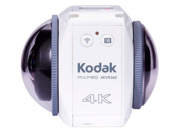 دوربین کداک پیکس پرو 4KVR360 ؛ فیلم برداری 4K و 360 درجه با دو لنز (8)