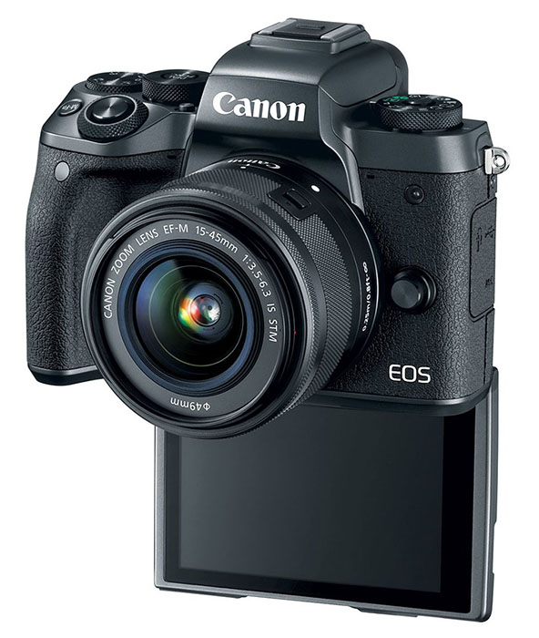 نگاهی دقیق به دوربین EOS M5 کانن (13)