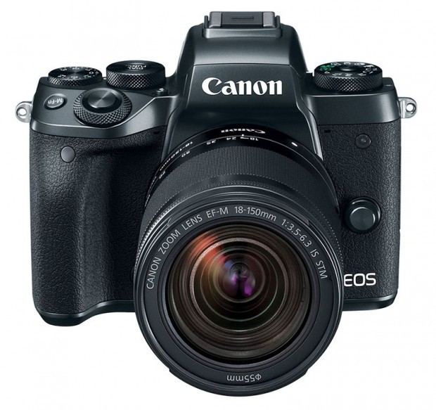 نگاهی دقیق به دوربین EOS M5 کانن (14)