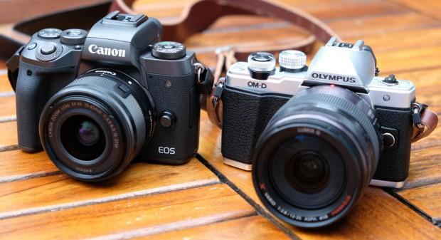 نگاهی دقیق به دوربین EOS M5 کانن (7)