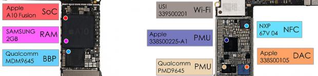 کالبد شکافی آیفون 7 اپل توسط iFixit (1)