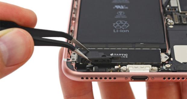 کالبد شکافی آیفون 7 پلاس اپل توسط iFixit (8)