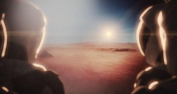 محل زندگی انسان ها در مریخ
