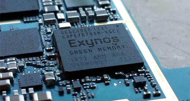 سامسونگ گلکسی اس 8 از چیپ 10 نانومتری اگزینوس 8895 استفاده میکند