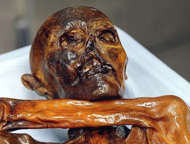 مرد یخی 5300 ساله