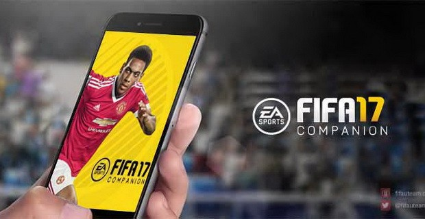 اپلیکیشن FIFA 17 Companion