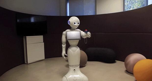 ربات پپر