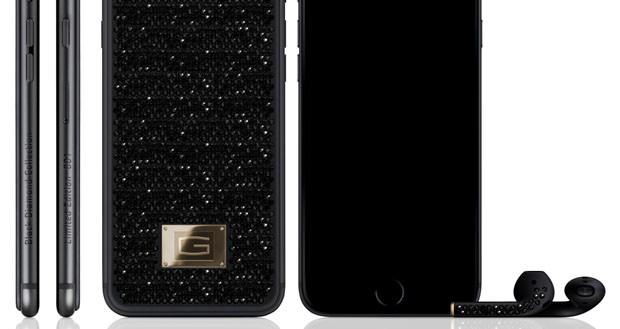 برای خرید این آیفون ۷ الماس نشان باید نیم میلیون دلار ناقابل هزینه کنید!