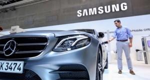 تماشا کنید: طرح مرسدس بنز و سامسونگ برای تبدیل گوشی به سوئیچ خودرو
