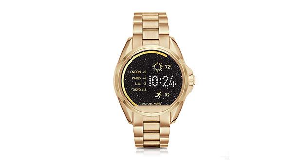ساعت های هوشمند مایکل کورس