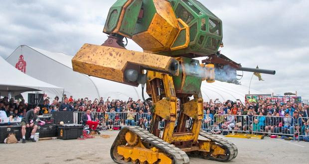 جنگ رباتها