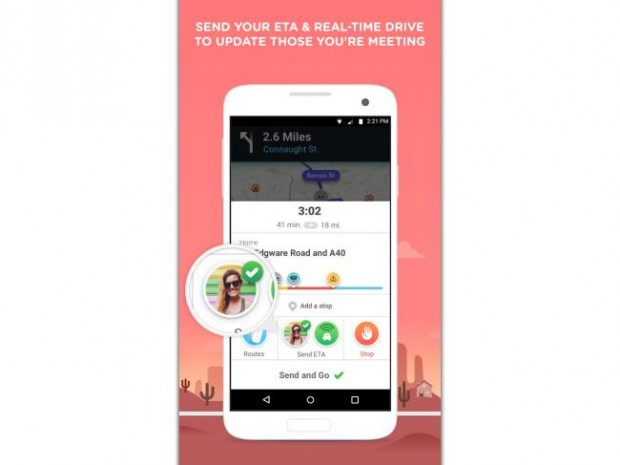 اپلیکیشن ناوبری آفلاین و آنلای