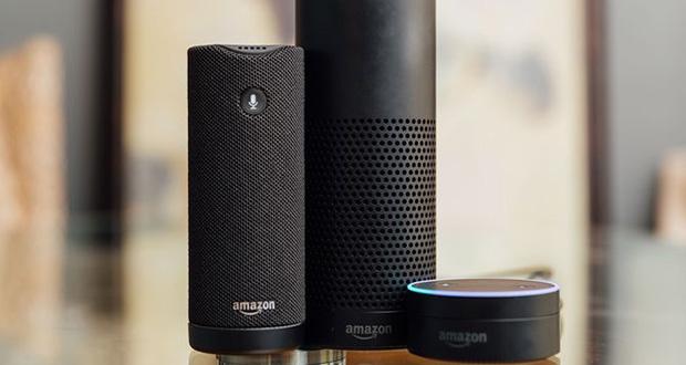 دستیار صوتی Alexa