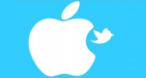 اکانت توییتر اپل