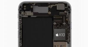 کولاک آیفون ۷ اپل با امتیاز ۱۷۸،۳۹۳ در بنچمارک AnTuTu