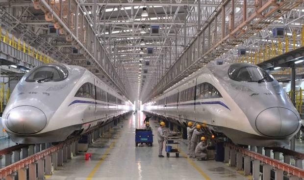 قطارهای سریع السیر