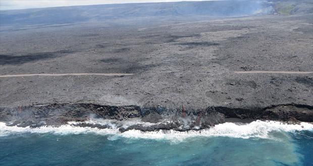 هاوایی به سرعت در حال بزرگ شدن است
