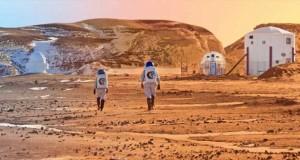شبیه سازی زندگی در مریخ