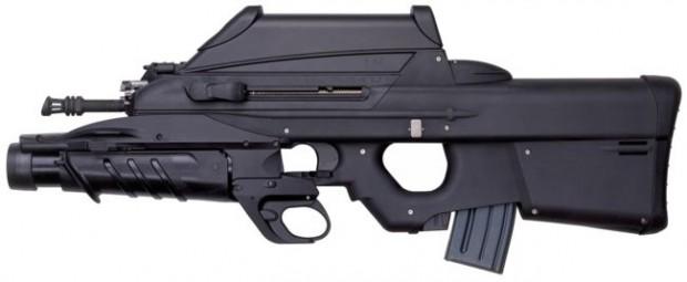 تفنگ هجومی  F 2000