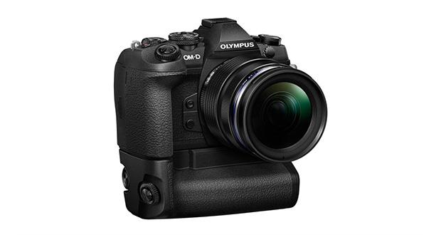 المپوس دوربین E-M1 Mark II را معرفی کرد