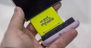 طراحی ماژولار گوشی های سری G ال جی