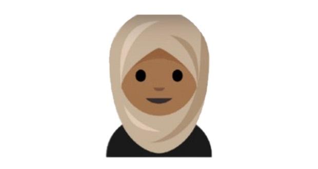 اموجی برای زنان مسلمان