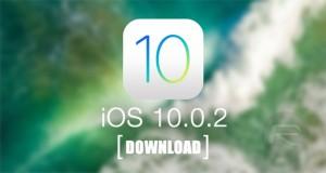 آپدیت iOS 10.0.2