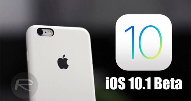 آپدیت بتا iOS 10.1 عکاسی Portrait Camera را برای آیفون 7 پلاس ارائه میدهد