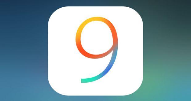 iOS 9 اپل