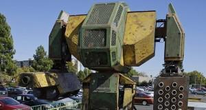 دومین تریلر مسابقات جنگ رباتها
