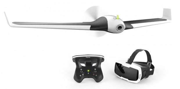 پهپاد Disco 50 پروت میتواند با سرعت ۸۰ کیلومتر بر ساعت پرواز کند