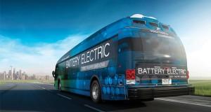 اتوبوس برقی پروترا 550 کیلومتر را با یکبار شارژ طی میکند