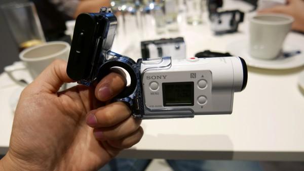 معرفی دوربین اکشن FDR-X3000R سونی با رزولوشن 4K و تثبیت اپتیکال
